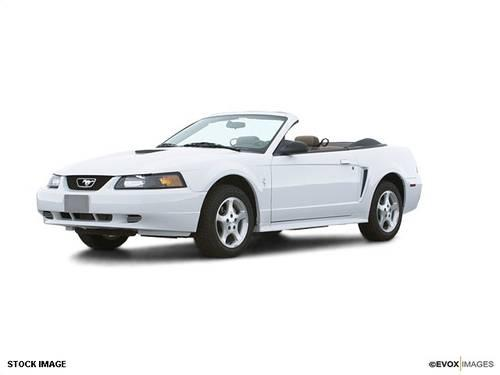 2001 ford mustang convertible gt for sale in sparta michigan classified. Black Bedroom Furniture Sets. Home Design Ideas