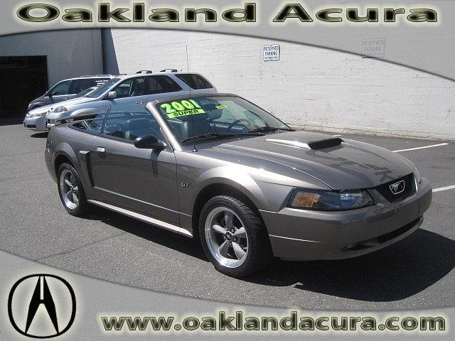 2001 ford mustang gt for sale in oakland california classified. Black Bedroom Furniture Sets. Home Design Ideas
