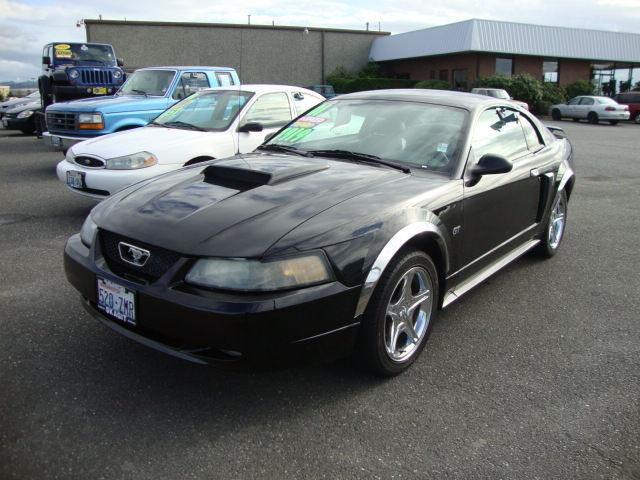 2001 ford mustang gt for sale in burlington washington. Black Bedroom Furniture Sets. Home Design Ideas