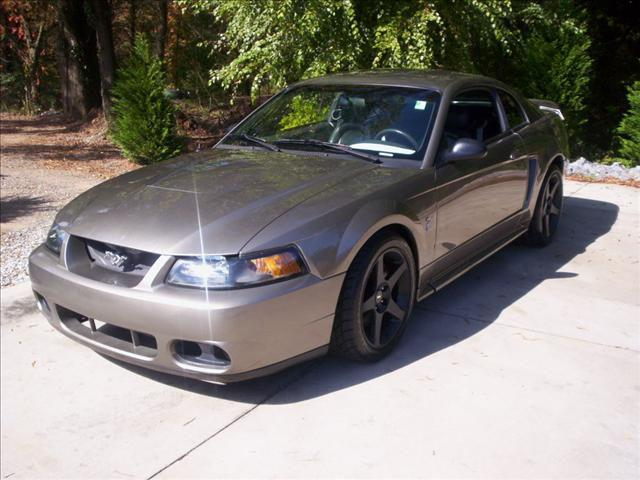 2001 ford mustang svt cobra for sale in taylorsville. Black Bedroom Furniture Sets. Home Design Ideas