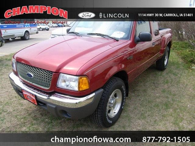 2001 ford ranger xlt for sale in carroll iowa classified. Black Bedroom Furniture Sets. Home Design Ideas