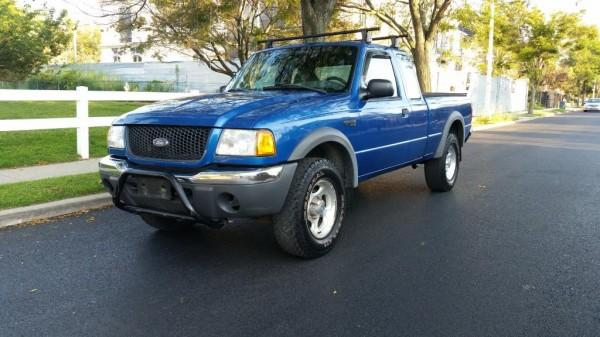 2001 Ford Ranger Xlt For Sale In Temple Texas Classified