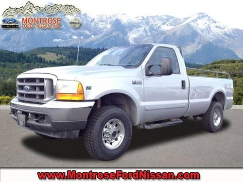 2001 ford super duty f 250 regular cab pickup xlt for sale. Black Bedroom Furniture Sets. Home Design Ideas