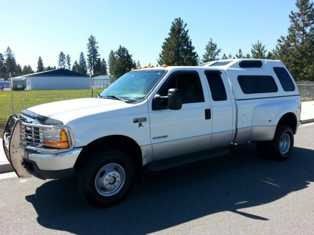 2001 Ford Super Duty F 350 Drw 4dr Lariat 4wd Extended Cab