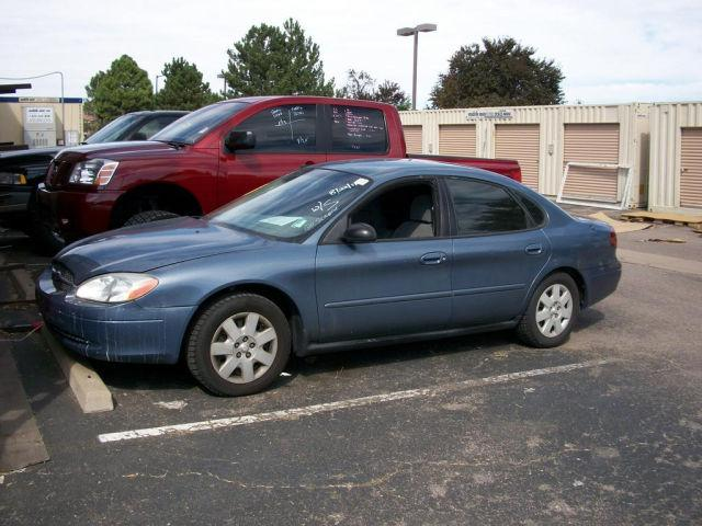 2001 ford taurus lx for sale in littleton colorado classified. Black Bedroom Furniture Sets. Home Design Ideas