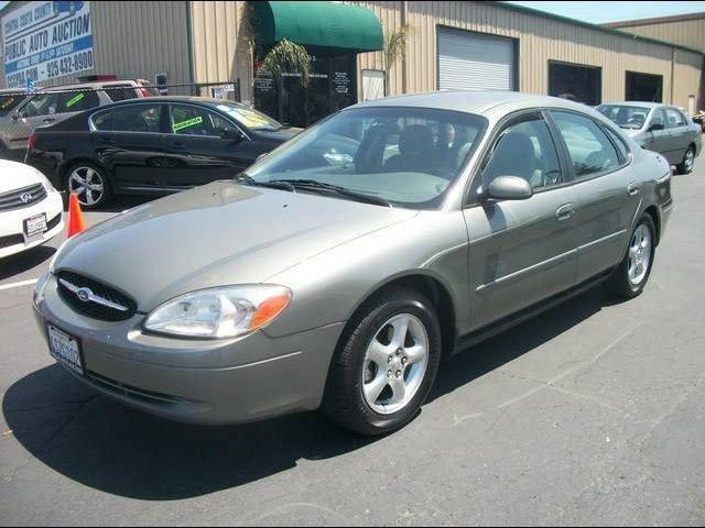 2001 ford taurus se for sale in pittsburg california classified. Black Bedroom Furniture Sets. Home Design Ideas