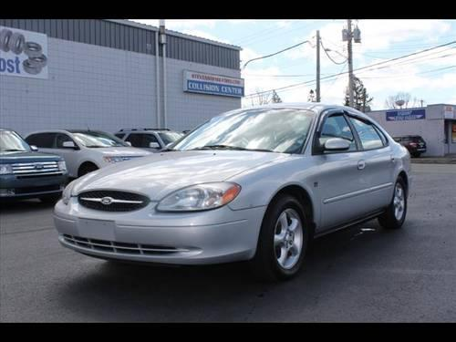 2001 ford taurus sedan ses for sale in milford connecticut classified. Black Bedroom Furniture Sets. Home Design Ideas