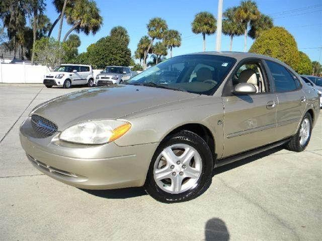 2001 ford taurus sel for sale in bradenton florida classified. Black Bedroom Furniture Sets. Home Design Ideas