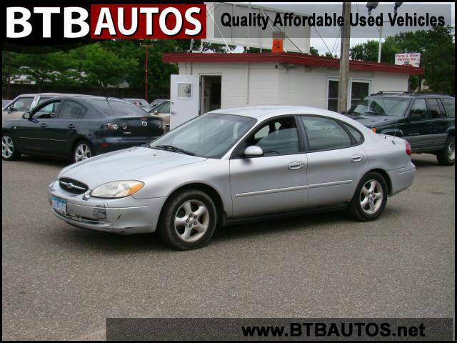 2001 ford taurus ses for sale in hopkins minnesota classified. Black Bedroom Furniture Sets. Home Design Ideas