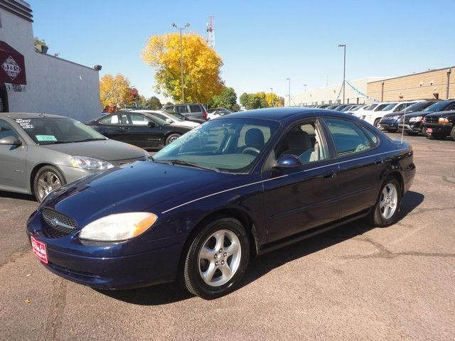 2001 ford taurus ses for sale in sioux falls south dakota classified. Black Bedroom Furniture Sets. Home Design Ideas