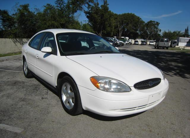 2001 FORD TAURUS SES LOW MILES $2990