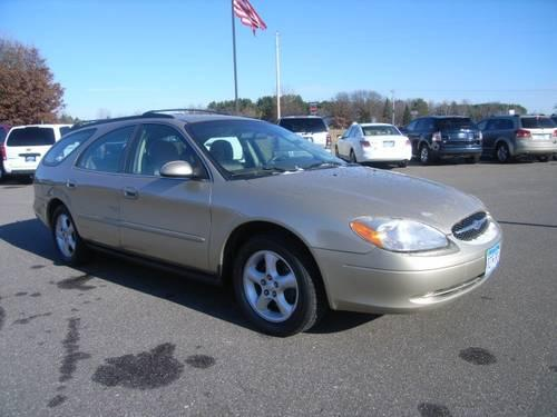2001 ford taurus wagon 4 door for sale in isanti minnesota classified. Black Bedroom Furniture Sets. Home Design Ideas