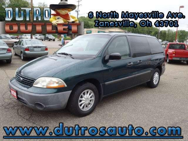 2001 ford windstar lx for sale in zanesville ohio classified. Black Bedroom Furniture Sets. Home Design Ideas