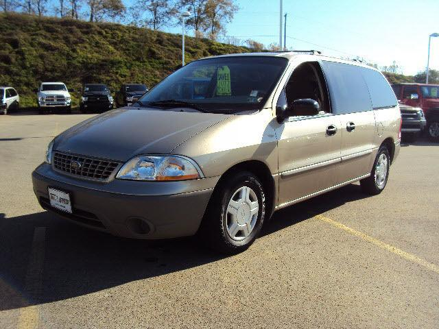2001 Ford Windstar Lx For Sale In Uniontown Pennsylvania