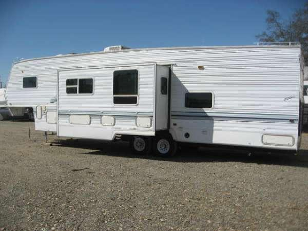 2001 Forest River Sandpiper Sport 37spss For In Ramona California