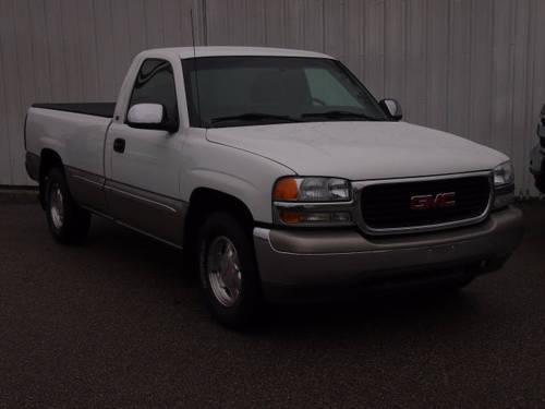 2001 gmc sierra 1500 pickup truck sle for sale in new era michigan classified. Black Bedroom Furniture Sets. Home Design Ideas