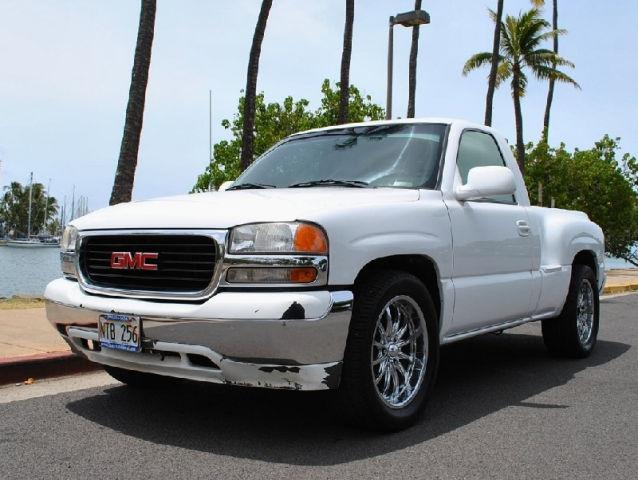 2001 gmc sierra 1500 sl for sale in honolulu hawaii classified. Black Bedroom Furniture Sets. Home Design Ideas