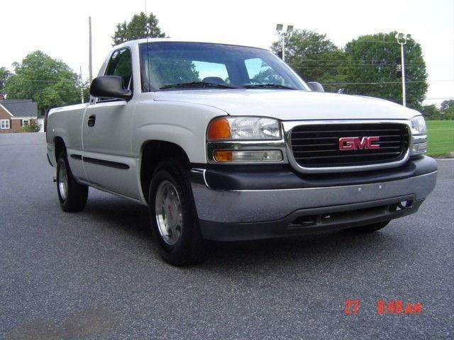 2001 gmc sierra 1500 sl 2001 gmc sierra 1500 sl car for sale in newton nc 4367468288 used. Black Bedroom Furniture Sets. Home Design Ideas