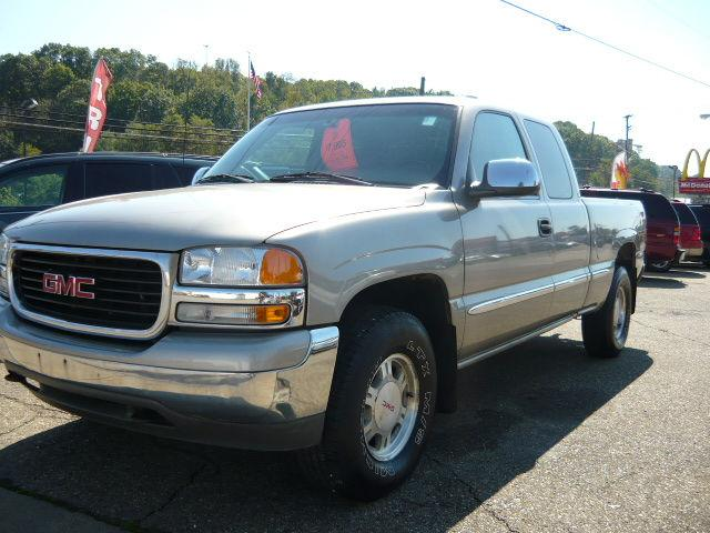 2001 gmc sierra 1500 sl extended cab for sale in zanesville ohio classified. Black Bedroom Furniture Sets. Home Design Ideas