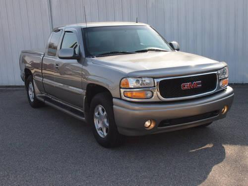 2001 Gmc Sierra C3 Extended Cab Pickup Truck For Sale In