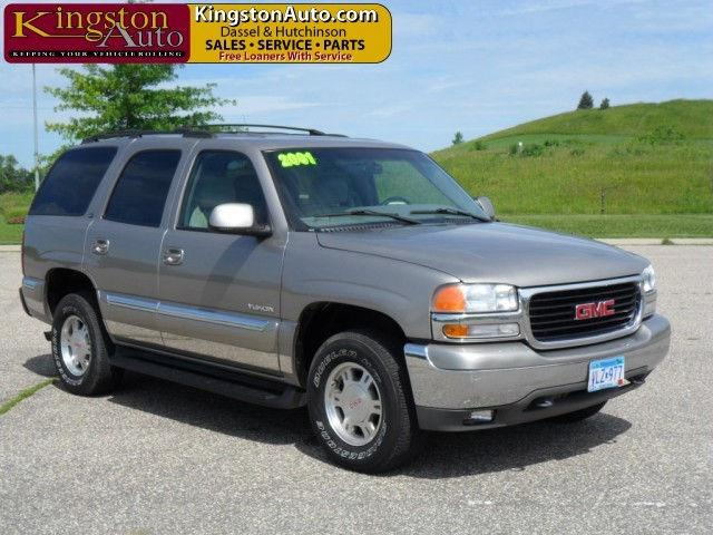 2001 gmc yukon sle for sale in dassel minnesota. Black Bedroom Furniture Sets. Home Design Ideas