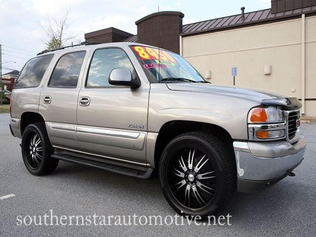 2001 gmc yukon slt for sale in duluth georgia classified. Black Bedroom Furniture Sets. Home Design Ideas