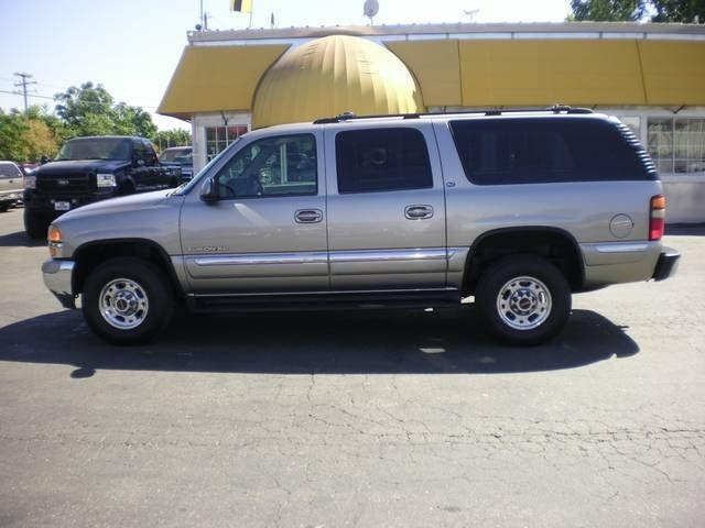 2001 Gmc Yukon Xl For Sale In Yuba City California