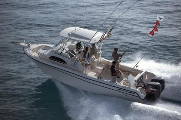 2001 Grady White 282 Sailfish For Sale In New Port Richey