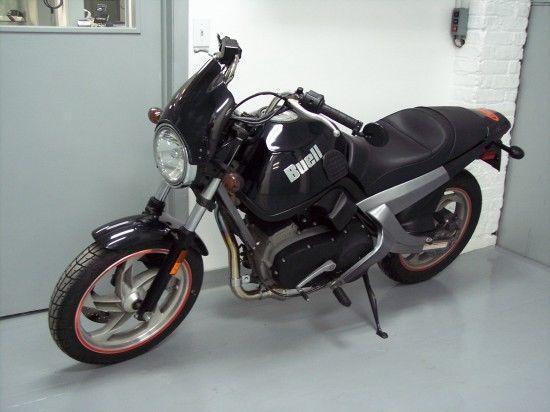 2001 Harley Buell Blast 500 Black 8688 Miles Excellent