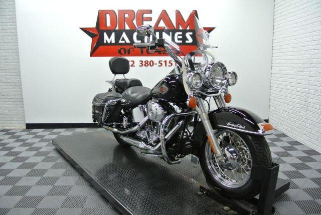 2001 Harley Davidson Flstc Heritage Softail Classic For