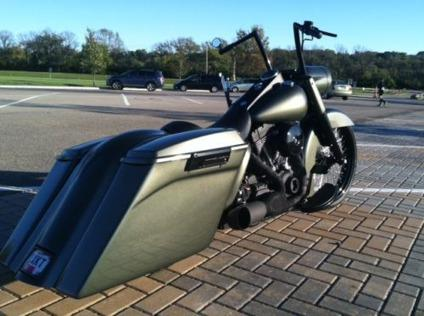 2001 Harley Davidson Road King Bagger For Sale In Batavia