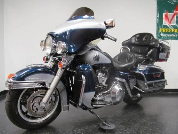 2001 Harley Davidson ULTRA CLASSIC ELECTRA GLIDE ULTRA ...
