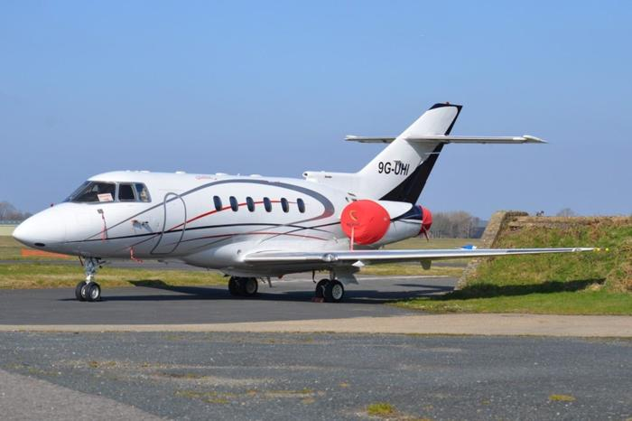 2001 Hawker 800XP Price On Request