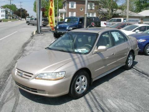 2001 honda accord 4 door sedan for sale in manchester pennsylvania classified. Black Bedroom Furniture Sets. Home Design Ideas