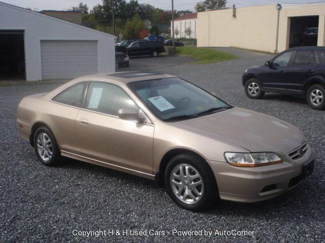 2001 honda accord ex for sale in purcellville virginia classified. Black Bedroom Furniture Sets. Home Design Ideas