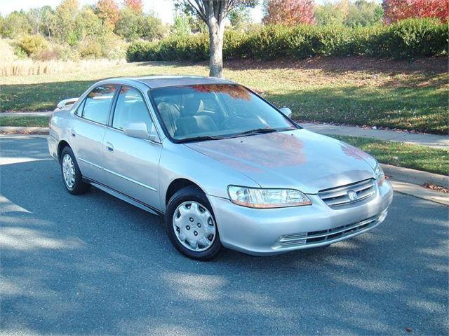2001 honda accord lx for sale in matthews north carolina classified. Black Bedroom Furniture Sets. Home Design Ideas