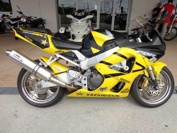 2001 honda cbr929rr for sale in saint petersburg florida for Honda st petersburg