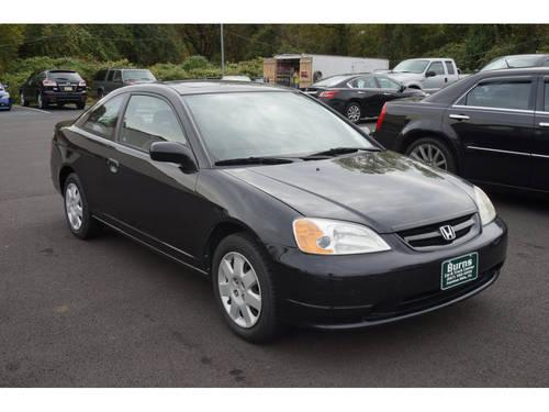 2001 honda civic coupe ex for sale in fairless hills pennsylvania classified. Black Bedroom Furniture Sets. Home Design Ideas