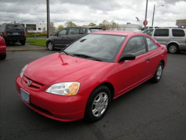 2001 Honda Civic Dx For Sale In Eugene Oregon Classified
