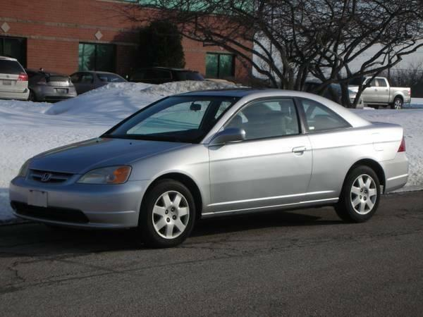 2001 honda civic ex 2 door for sale in dundee illinois classified. Black Bedroom Furniture Sets. Home Design Ideas