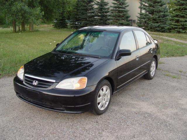 2001 honda civic ex for sale in charlotte michigan classified. Black Bedroom Furniture Sets. Home Design Ideas