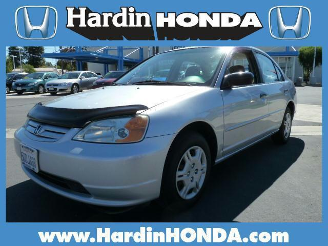 2001 Honda Civic Lx For Sale In Anaheim California