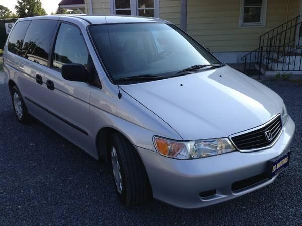 2001 honda odyssey for sale in damascus maryland classified. Black Bedroom Furniture Sets. Home Design Ideas
