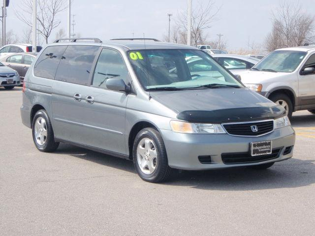 2001 honda odyssey ex for sale in independence missouri classified. Black Bedroom Furniture Sets. Home Design Ideas