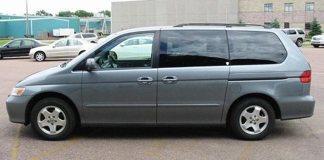 2001 honda odyssey ex for sale in sioux falls south dakota classified. Black Bedroom Furniture Sets. Home Design Ideas