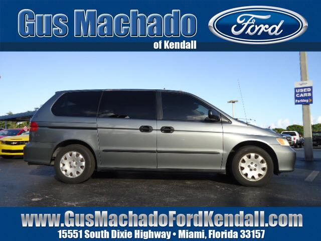 Gus Machado Ford Kendall >> 2001 Honda Odyssey LX for Sale in Miami, Florida Classified | AmericanListed.com