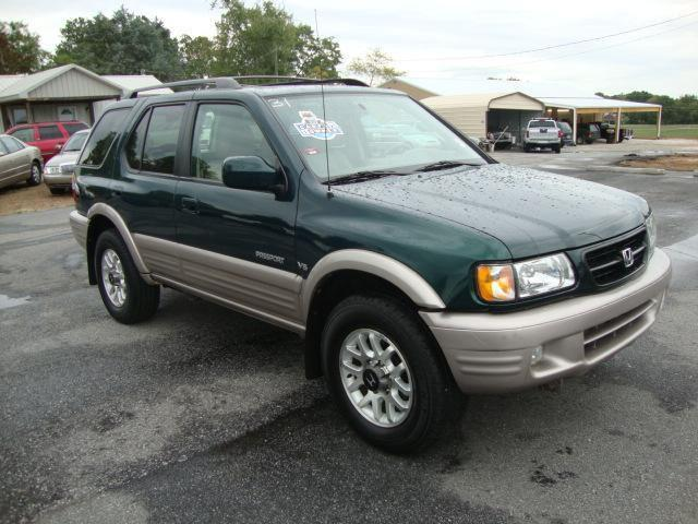 2001 honda passport ex for sale in laurens south carolina. Black Bedroom Furniture Sets. Home Design Ideas