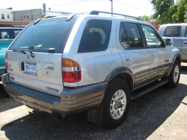 2001 honda passport lx for sale in blooming prairie. Black Bedroom Furniture Sets. Home Design Ideas