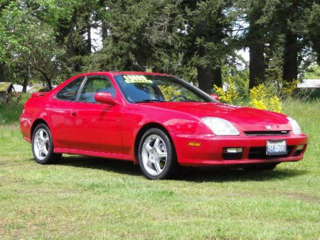 2001 honda prelude type sh for sale in olympia washington classified. Black Bedroom Furniture Sets. Home Design Ideas
