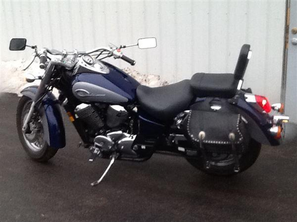 2001 Honda Shadow Ace 750 Deluxe for Sale in Coral ...